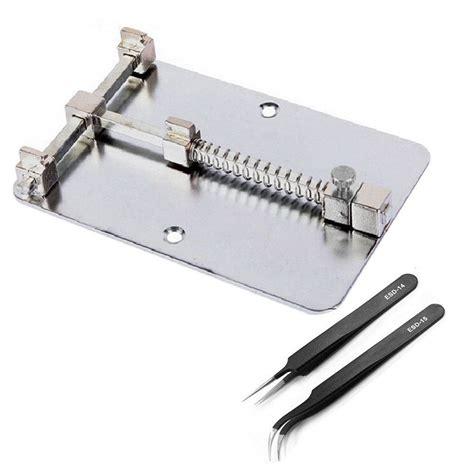 Pcb Circuit Board Holder Fixtures Repair Tool For Mobile