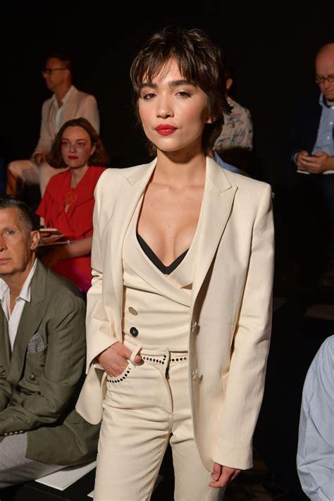 rowan blanchard schiaparelli show haute couture fall