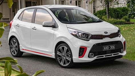 kia picanto gt  pricing  specs confirmed car news