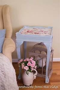 How to Decoupage Furniture Decoupage, Decoupage