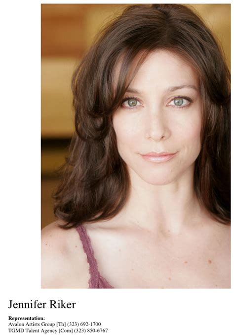 jennifer riker actress the hollywood temp diaries headshot of the week jennifer
