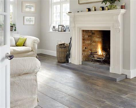 glidden light pelican gray paint oak floors