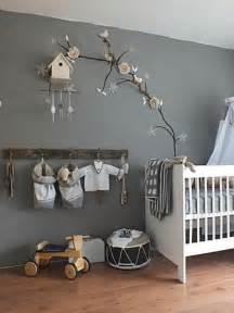 grau wei deko selber machen 45 auffällige ideen babyzimmer komplett gestalten archzine net