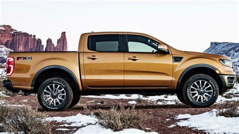2019 Ford Ranger  An Affordable, Rugged, And Maneuverable