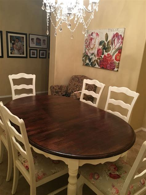 handmade kitchen table and chairs best 25 painted kitchen tables ideas on chalk