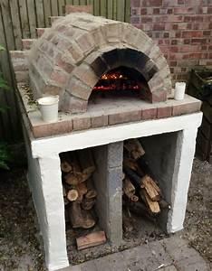 Pizzaofen im Garten selber bauen - Bauanleitung zum Nachmachen