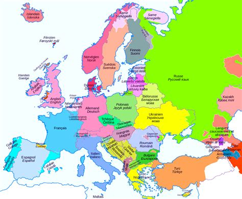 Carte Muette De L Europe Avec Capitales by Carte Europe Vierge Imprimer The Best Cart