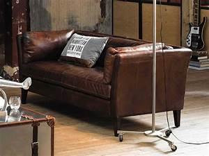 Canape maisons du monde 0 s233lection canap233 tissu for Canape vintage design