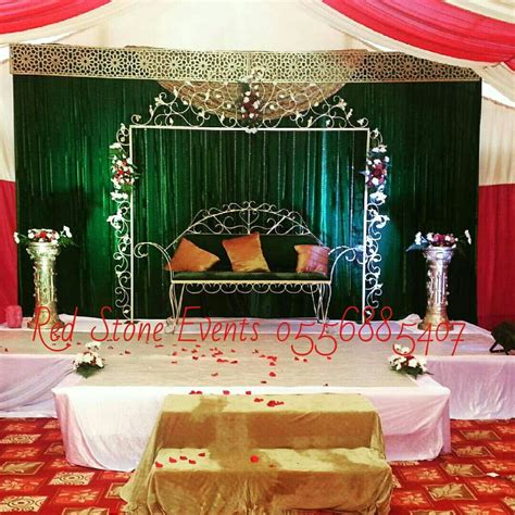 simple wedding stage decoration wedding stage decoration for arabic punjabi