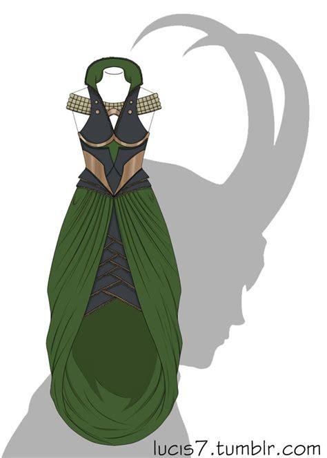 67 Best Costumes Fem Thor And Loki Images On Pinterest
