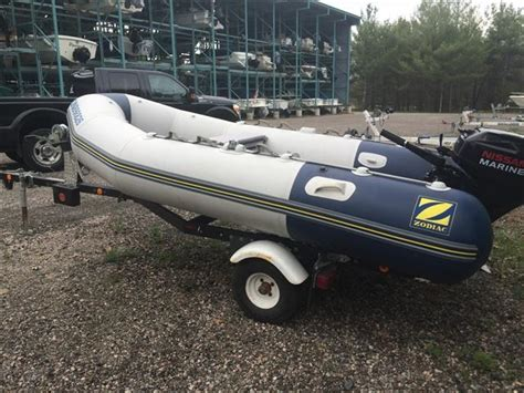 Zodiac Boats For Sale In Ontario by Zodiac 340 S 2008 Used Boat For Sale In Pointe Au Baril
