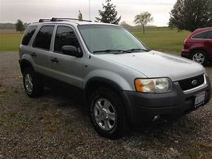 Buy Used 2002 Ford Escape Xlt Sport Utility 4