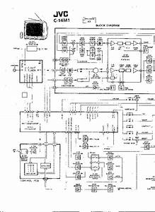 Cirquit Diagram - Jvc C-14m1