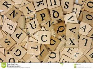 wooden letter tiles stock image image of wood tile With wood wall letter tiles