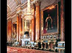 Buckingham Palace from inside Exclusive SHOTSflv YouTube