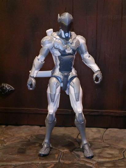 Genji Chrome Overwatch Action Hasbro Ultimates Facts
