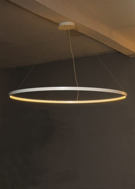 led direct indirect light pendant l omega 120 by le