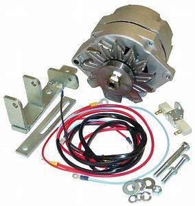 Alternator Conversion Kit - Case Ih Parts