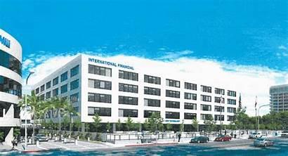 Building Windowless Bank Pasadena Proposed Downtown America