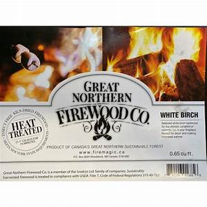 Unbranded 0 65 Cu  Ft  White Birch-wb1265