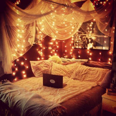 ideas  hang christmas lights   bedroom shelterness