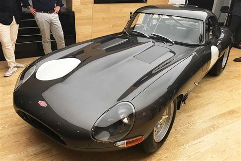 Ultra-rare Jaguar To Become 'the People's Lightweight E