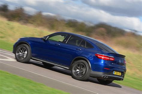 Mercedes-amg Glc 43 Coupe 2017 Review Autocar
