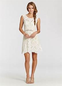 10 Reasons To Love Short Wedding Dresses