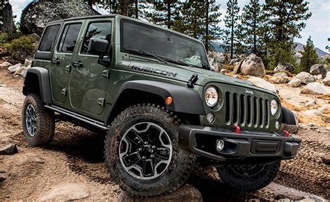 2017 Jeep Wrangler Rubicon Review And Price