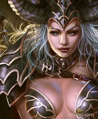 Fantasy Warrior Woman Rafater Female Prints Deviantart