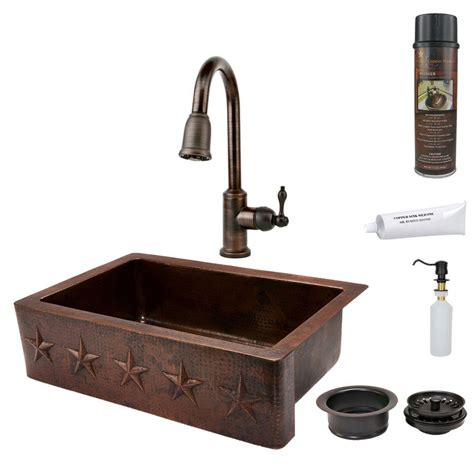kitchen sink at home depot copper sinks kitchen sinks the home depot 8438