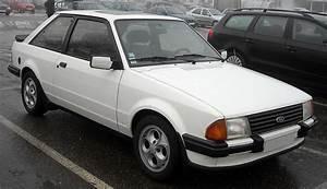 Ford Escort Xr3i : ford escort xr3i rs1600i 1981 1993 ~ Melissatoandfro.com Idées de Décoration