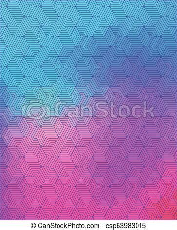 Abstract gradient color pattern texture for your design