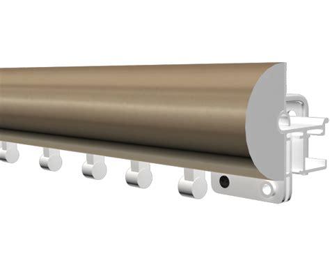 kirsch drapery rods kirsch 2 inch designer metals ripplefold at designer