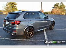 2016 BMW X5 M pkg X Drive 22