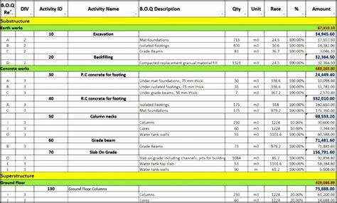cost management plan template sampletemplatess