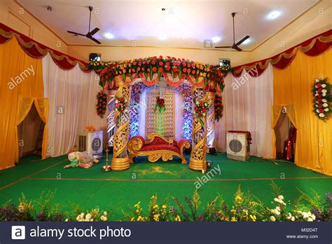 Wedding Stage High Resolution Stock Photography and Images