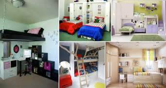 Amazing Space Saving Designs For Your Kids Bedrooms
