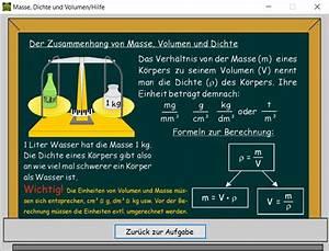 Masse Berechnen Mit Dichte : kth lernspiele spielerisch verstehen lernen ben ~ Themetempest.com Abrechnung