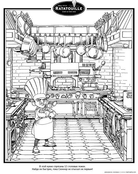 Kleurplaat Djago by Story Of A Chef Rat Ratatouille 24 Ratatouille Coloring