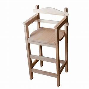 Chaise Haute Bébé Bois : chaise haute en bois sagard au coeur 2 ~ Melissatoandfro.com Idées de Décoration