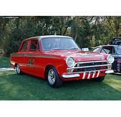 1965 Lotus Cortina  Conceptcarz