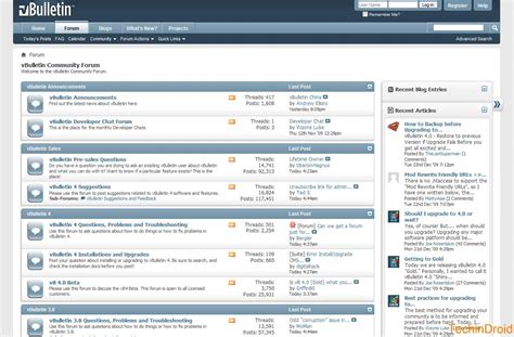 Best Forum Software 2020 - Free   Paid   Mobile friendly
