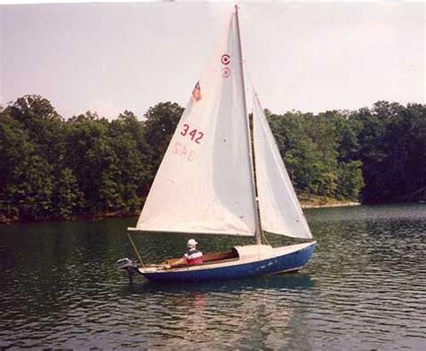 Cape Cod Bullseye, 1969, Gainesville, Georgia, Sailboat