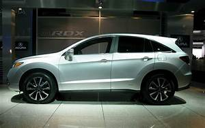 2013 Acura RDX First Look 2012 Detroit Auto Show Truck