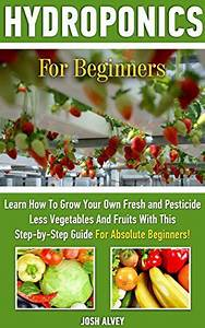 Hydroponics For Beginners  Learn How To Grow Your Own