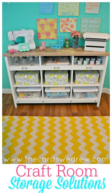 craft room storage solutions craft room storage solutions with sauder the cards we drew