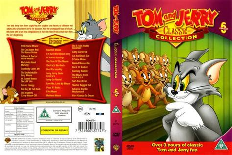 Tom And Jerry Classic Collection Volume 6