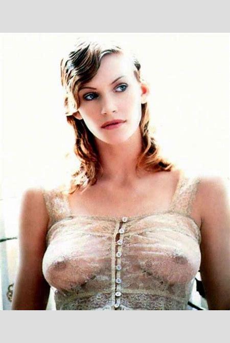 Natasha Henstridge latest nude photos