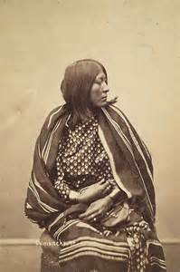 Beautiful Native American Squaw